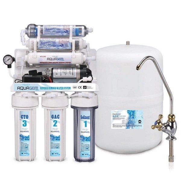 فلتر مياه اكوا جيم 7 مراحل تايواني