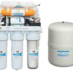 فلتر مياه 7 مراحل اكواكيارا