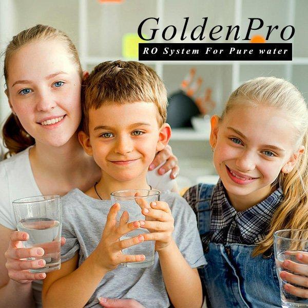 جولدن برو 7 مراحل - افضل فلتر 7 مراحل