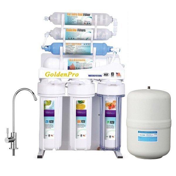 سعر فلتر مياه جولدن برو 7 مراحل Ro امريكي تايواني