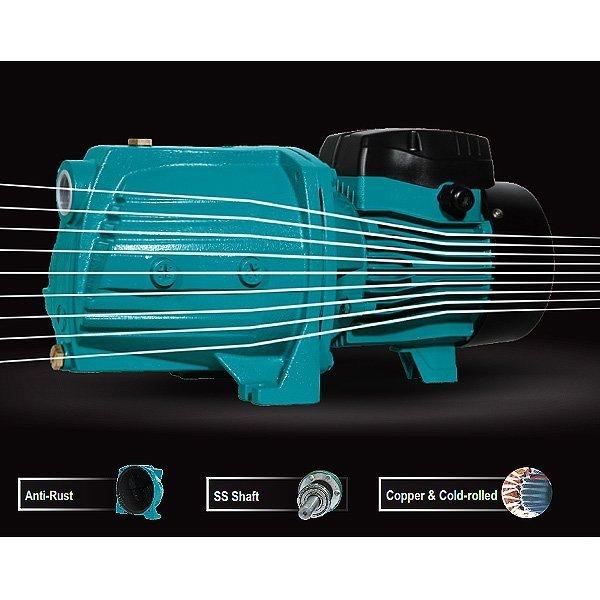 موتور مياه صيني ليو 1 حصان