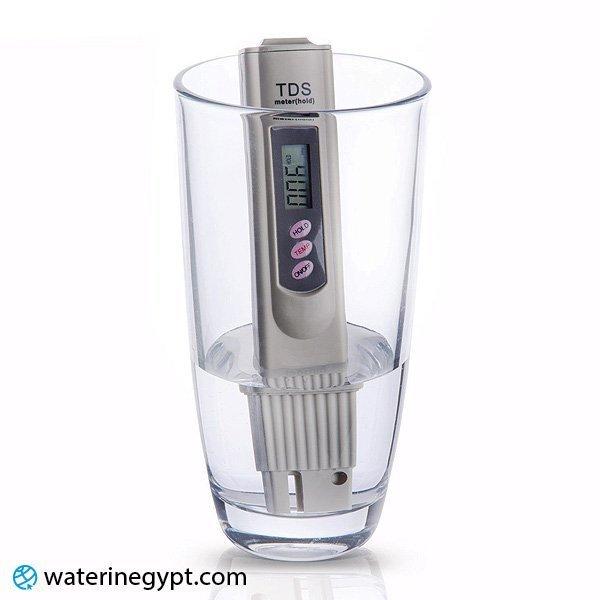 جهاز tds لقياس درجة نقاء الماء