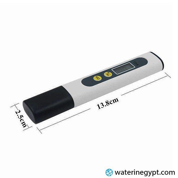 جهاز TDS قياس مجموع الاملاح الذائبة فى المياه نسبة الاملاح