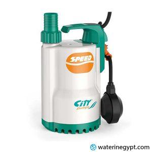 مضخة مياه غاطسة صرف صحي نصف حصان من سيتي الايطالية
