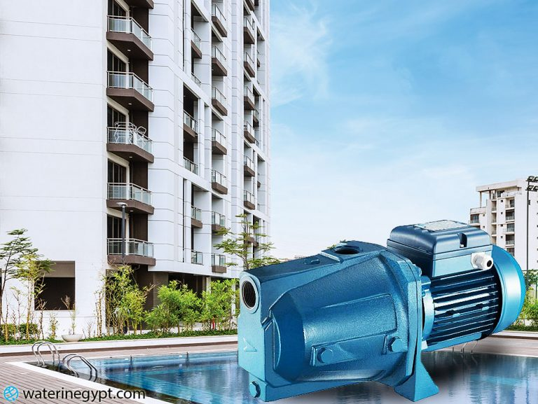 ما هي انواع موتور رفع المياه المناسب للدور الرابع والخامس