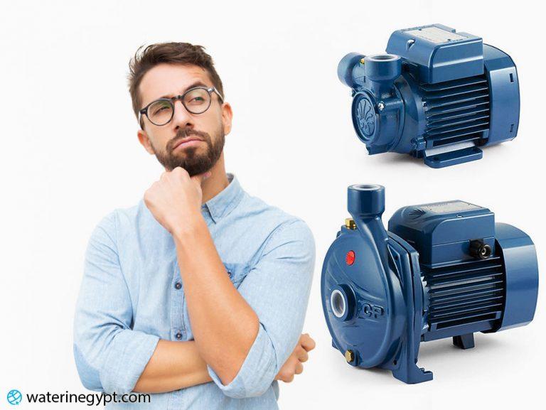 كيفية اختيار موتور المياه المناسب لك