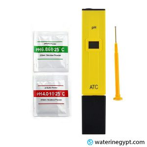 جهاز قياس نسبة الحموضة PH